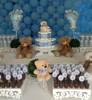 Ursos – meninos & meninas