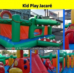 Kid Play Jacaré