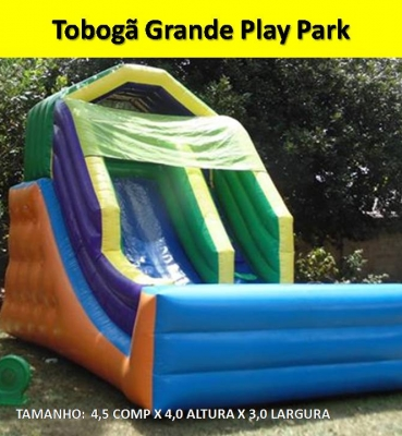 Tobogã Grand Play Park